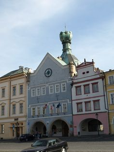 Litomerice, north Czechia Places Around The World, Around The Worlds, European Countries, Czech Republic, Prague, Poland, Spaces, Mansions, Bohemia