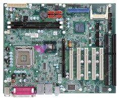 389.66$  Buy here - http://ali61v.worldwells.pw/go.php?t=1244810991 - Industrial Motherboard Imba-g412isa Isa Slot Daul Network Port  6 Serial Port