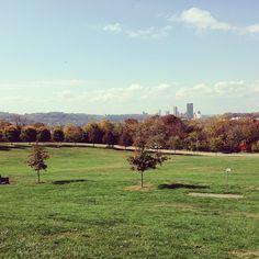Schenley Park in Pittsburgh, PA