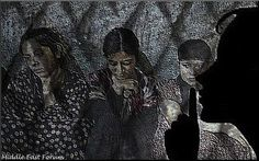 Where's the Feminist Outrage over ISIS's Savage Treatment of Women? :: Middle East Forum