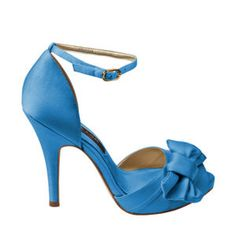 These shoes come in so many great colors! Perfect match for every prom dress!!