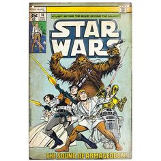 Get Star Wars Comic Book Cover #14 Tin Sign online or find other Wall Art products from HobbyLobby.com