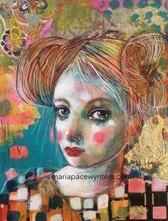 Maria Pace-Wynters   Mixed media Artysta