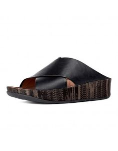 8a6bf0bb7f Kys Cross Black New Fitflop Sandals Women Copias De Época, Zapatos,  Sandalias, Calzas