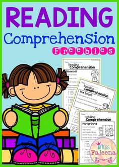 This reading comprehension product is great for Kindergarten or first graders. It helps teach children in reading and comprehension. You can use as a class time worksheet or homework.