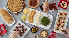 Whether you're hosting the party or bringing a dish to share, heres every appetizer you'll ever need—from make-aheads and one-bites to apps ready in 15 minutes!