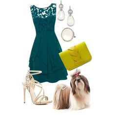 """""""Shih Tzu"""" by mommymegger on Polyvore"""