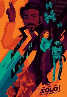 Solo : Plusieurs nouveaux posters promotionnels dévoilés ! | Star Wars HoloNet
