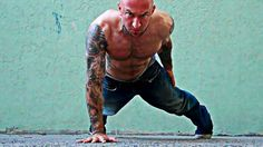 One Arm Push-up