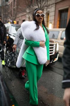 Every High Fashion Outfit From The Best Dressed Celebrities This Month High Fashion Outfits, B Fashion, Urban Outfits, Womens Fashion, Fashion Trends, Celebrity Dresses, Celebrity Style, Cardi B Photos, Vogue