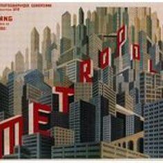 Metrópolis. La ciudad en la Ciencia Ficción. en Los Retronautas en mp3