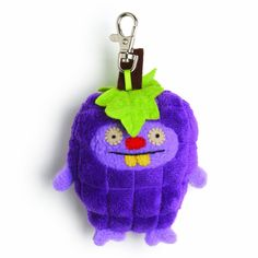 GUND is proud to present the Uglydolls: quirky and creative creatures that aren't afraid to be a little different! Trunko loves grapes. Grapes are really good for you, right? Ok so now Trunko is good