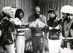 The BarKays and Isaac Hayes