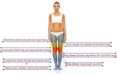 Fashion Skirts | How to Select the Right Skirt Style that Flatter Your Body Shape and Legs