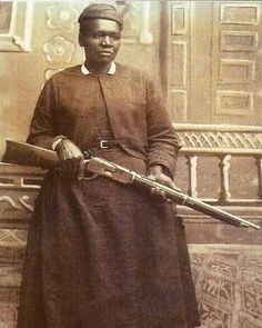 Mary Fields aka Stagecoach Mary. The first African American woman to be a mail carrier & the 2nd woman to be a U. S. Mail carrier.
