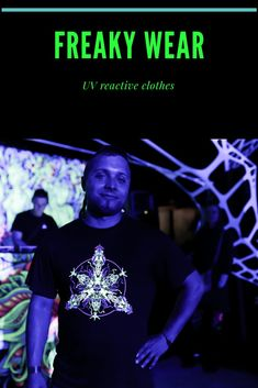 is Slovak rave brand with psychedelic, futuristic and cyberpunk features, energized by UV active colours. Psytrance Clothing, Psy Art, Black Lightning, Raves, Rave Outfits, Psychedelic Art, Alternative Fashion, Cyberpunk, Colours