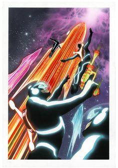 Buck Rogers' New Future Is Retro Beautiful    *retrofuturism