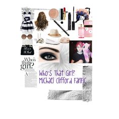 """Who's That Girl? Michael Clifford FanFic coming soon to wattpad!"" by charlottepayne2501 on Polyvore"