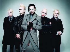 marylin manson beautiful people | The Beautiful People – Marilyn Manson Lyrics & Listen