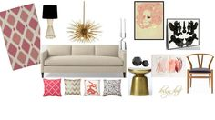 """Translating Objects Of Inspiration To Interior """"Design"""""""