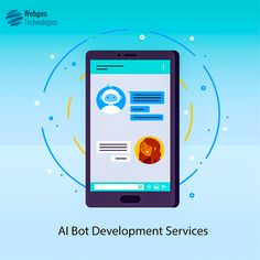 Following up with your leads, engaging prospective clients, qualifying customers or converting it into sales, you can do much more than that with our customised AI bot Development Services. Contact webgen technologies today! #ConversationalAI #Chatbots #ArtificialIntelligence #BotPlatform #MachineLearning #BotDevelopment #BotBuildings #AI #ML #BusinessIntelligence #Bot #GrowthHacking #chatbotdevelopmentcompany #VirtualAssistants #chatbotdevelopment #ChatbotMarketingServices #ChatbotServices Business Intelligence, Machine Learning, Software Development, Blockchain, Apps, Technology, Tech, Tecnologia, App