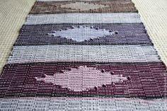 Текстиль, ковры ручной работы. Заказать Половик ручного ткачества(№48). Weaving…