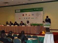 Prof. Bart Nnaji was a Keynote Speaker at WAPIC - West African Power Industry Convention 2012
