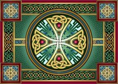 traditional celtic rugs - Google Search
