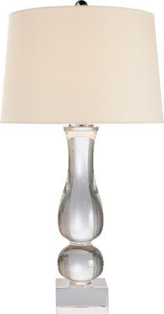 E.F. Chapman CONTEMPORARY BALUSTRADE TABLE LAMP on shopstyle.com