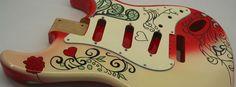 Jimi Hendrix Monterey Strat