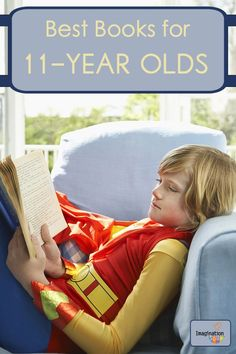 best books for 11- year olds
