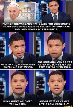 """16 Satisfying Times People Were Savagely Murdered By Words - Funny memes that """"GET IT"""" and want you to too. Get the latest funniest memes and keep up what is going on in the meme-o-sphere. Transgender Ftm, Transgender People, Lgbt Memes, Funny Memes, Jokes, Clever Comebacks, Abs Weights, The Daily Show, Faith In Humanity"""