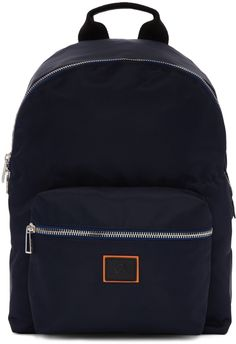 PS by Paul Smith - Navy Nylon Backpack