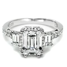 Engagement rings by Tacori feature the iconic crescent design. Each engagement ring is expertly handcrafted by our artisans in California and are custom made for your Tacori Girl. The details in a Tacori ring create stunning beauty from every angle. Emerald Cut Diamond Engagement Ring, Tacori Engagement Rings, Emerald Cut Diamonds, Engagement Ring Cuts, Diamond Rings, Tacori Rings, Pink Diamonds, Bling Bling, Ring Verlobung