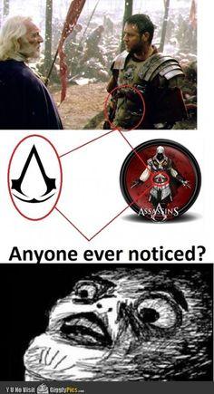 Robin hood =  Assassin