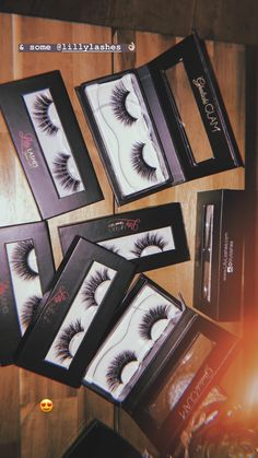 Discover recipes, home ideas, style inspiration and other ideas to try. Makeup Dupes, Skin Makeup, Makeup Brushes, Beauty Makeup, Makeup Products, Lily Lashes, Fake Lashes, Eyelashes, Makeup Inspo