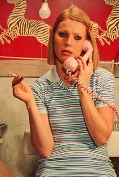 Raleigh: You don't love me anymore, do you? Margot: I do, kind of. I can't explain it right now. (The Royal Tenenbaums)