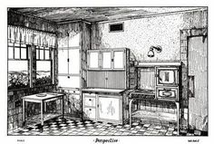 kitchens 1900 | ... kitchens including a peak into my kitchen hoosier. If you missed it