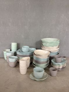 Amaï Saigon ceramic collection