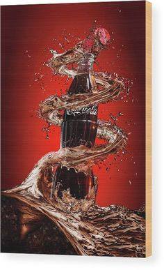 Vintage Coca Cola, Artist Canvas, Canvas Art, Canvas Prints, Always Coca Cola, Fine Art Prints, Framed Prints, Wood Print, Fine Art America