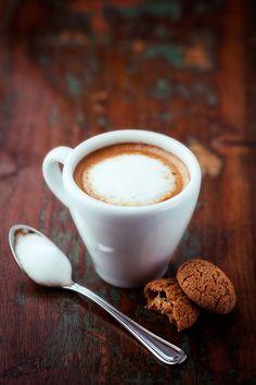 macchiato coffee and...