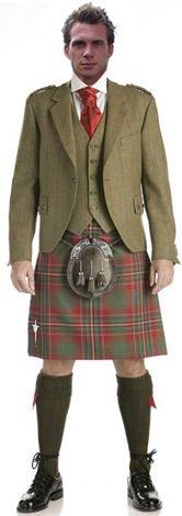 Kirkton Tweed Crail Outfit