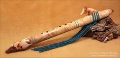 HORSE SERIES Native American Flute by Charles Littleleaf. Available by commission. Please send inquiries to littleleafflutes@gmail.com or call 541.410.7803 #nativeamericanflute #horses #americanindianart #woodwinds