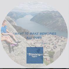 Make memories with The Stavanger Region! Stavanger, Things I Want, Waves, Memories, Autumn, Artwork, How To Make, Memoirs, Fall Season