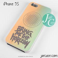 Bring Me The Horizon Logo Phone case for iPhone 4/4s/5/5c/5s/6/6 plus