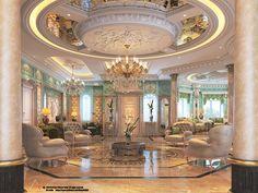 Enhance Your Senses With Luxury Home Decor Luxury Rooms, Luxury Home Decor, Luxurious Bedrooms, Mansion Interior, Luxury Homes Interior, Home Interior Design, Interior Ideas, Interior Decorating, Plafond Design