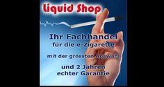 liquid Shop - Ihr Fachhandel für die e-Zigarette