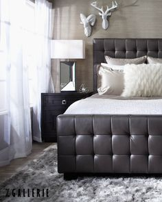 Final hours to save 15% on a luxe layered bedroom look.
