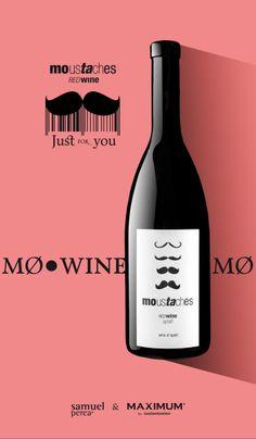 Moustaches Wine. Wine of Spain. D.O. Sierras de Málaga (Ronda) #taninotanino #vinosmaximum