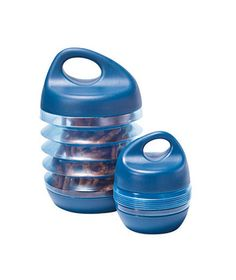Expandable Snack Container (Made of BPA-free plastic)